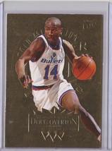 1995-96 Fleer Ultra Gold Medallion Doug Overton #195 Basketball Card - $3.75