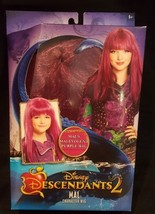 Disguise Disney Descendants 2 Mal Child Wig Costume Accessory Just Play  - $26.05