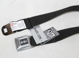 H2 Hummer GM Authentic Seat Belt Style Canvas Belt and Buckle by Buckle-... - $22.71