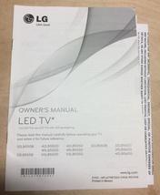 Lg 55UJ6300 Led Tv Main Board EAX67146203 and 13 similar items