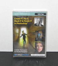 Adobe Photoshop CS4 Create IT, Fix IT, Mask IT in Photoshop Eddie Tapp B... - $29.98