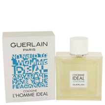 L'homme Ideal Cologne by Guerlain Eau De Toilette Spray 3.3 oz for Men - $49.50