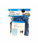 Trailer Cargo Net with Hooks – Stretchable Nylon Brand New Stocking Stuf... - $18.95
