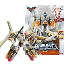 Tobot Jet Thunder Transforming Action Figure Tobot V Season 3 Korean Robot Toy image 4