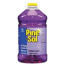 CLO97301 - Pine-Sol All Purpose Cleaner, Lavender Clean, 144 Fluid Oz. - $41.05