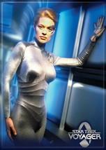Star Trek Voyager Seven of Nine Character Image Refrigerator Magnet NEW ... - $3.99