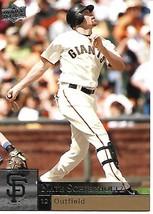 Baseball Card- Nate Schierholtz 2009 Upper Deck #846 - $1.25