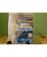 MLB 10: The Show PS3 (Sony PlayStation 3, 2010) w/ Manual Near Mint Cond... - $7.91