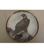 GOLDEN EAGLE collector plate C. FORD RILEY Majestic Birds of Prey FIRST ... - $39.99