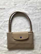 Longchamp Club Le Pliage Bag Beige Large L1899619841 image 8