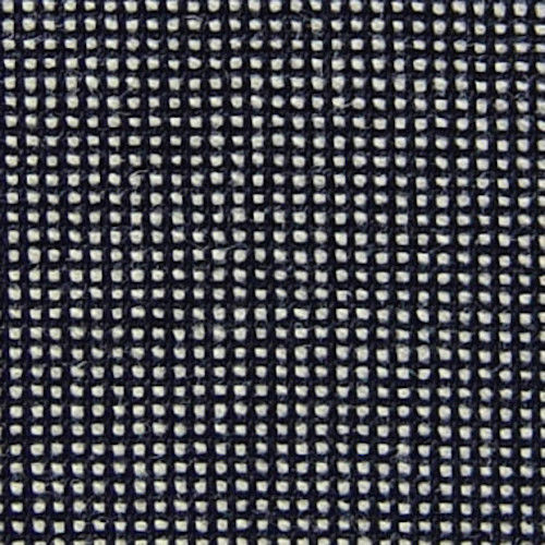 Luna Upholstery Fabric Ensemble Black/White Eco-wool Domino 2.875 yd NCE-4052 CE