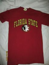 Vintage Florida State Seminoles T -Shirt Deadstock New Men's S Champion - $9.99