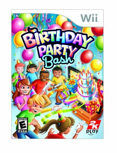 Birthday Party Bash - Nintendo Wii [video game]