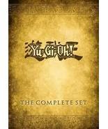 YuGiOh! Complete Series Season 1-5 1 2 3 4 5 32-Disc Set DVD 2014 Brand ... - $68.50