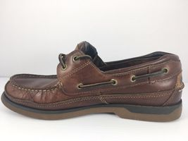 Men Canoe US Amaretto Mako Up Brown Top Shoe Moc Eye 9 Lace 2 Sider Sperry 4qxEnvwHB