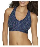Hanes Women's cozy racerback seamless pullover wirefree bra, style g39f ... - $10.88