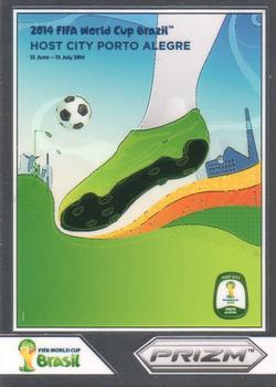 Primary image for 2014 Panini World Cup Prizm World Cup Posters #8 Porto Alegre NM-MT