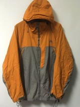Nike ACG Insulated Winter Jacket Coat Orange Gray Parka Men's Size L - $54.45