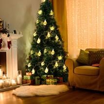 Christmas 10 LED String Ball Decor Lights - $10.36