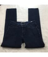 Levis Women's Dark Wash Mid Rise Skinny Jeans W28 L32 - $17.34