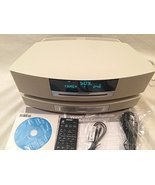 Bose Wave Music System with Multi-CD Changer - Platinum White - $1,999.99
