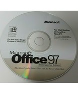 Microsoft Office 97 Professional Edition CD - $9.52