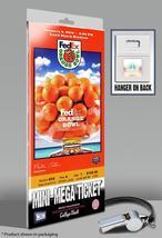 2010 Orange Bowl Mini-Mega Ticket - Georgia Tech Yellow Jackets - $21.99