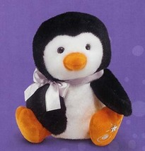 "RUSS International Star Registry 8"" Shining Stars Plush Penguin #34440 - $17.81"