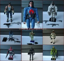 G.I. Joe Action Figure Accessories Weapons Various Years You Choose - $6.79+