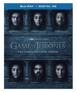 Game Of Thrones: Complete 6th Season (Blu-ray/Digital, Canadian/Plays US... - $31.96