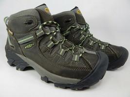 Keen Targhee II Medio Taglia 8 M (B) Eu 38.5 Donna Wp Trail Scarpe da Trekking