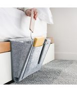 Bedside Sofa Storage Organizer TV Remote Control Hanging Caddy Couch Storage  - $32.12