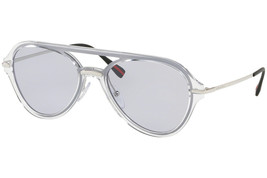 Prada Linea Rossa Spectrum Evolution PS04TS SQK3F2 57MM Crystal/lilac Su... - $138.59