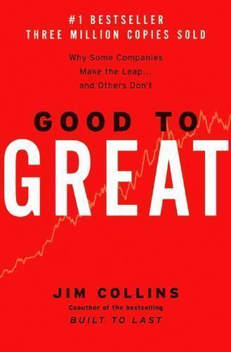 Primary image for Good to Great : Why Some Companies Make the Leap... and Others Don't by Jim Coll