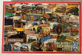 Train Jigsaw Puzzle Schmid - $14.88