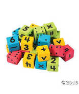 Mini Math Dice - $28.11