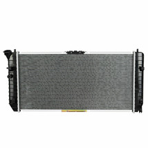RADIATOR GM3010118 FOR 97 98 99 00 01 02 03 04 BUICK PARK AVENUE V6 3.8L image 2