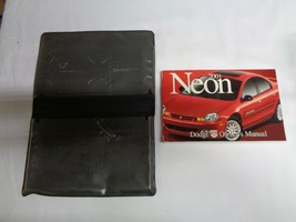 2002 Dodge Neon Owners Manual W/ Case Oem Free Shipping! - $7.95