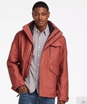 TIMBERLAND MEN'S RAGGED MOUNTAIN 3-IN-1 WATERPROOF FIELD JACKET A1RXK SZ:M - $167.31