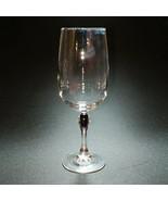 1 (One) CRISTAL D'ARQUES VENISE SAPHIR COURVOISIER Crystal Wine Glass - $18.99