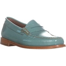 Weejuns G.H. Bass & Co. Whitney Penny Loafers, Sky Blue, 6 US - $49.91