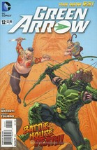 Green Arrow (5th Series) #12 VF/NM; DC | save on shipping - details inside - $4.99