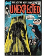 The Unexpected Comic Book #125 DC Comics 1971 FINE+ - $16.39