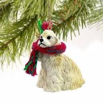 1 X Cocker Spaniel Miniature Dog Ornament - Buff by Conversation Concepts - $10.99