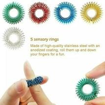 Bundle Fidget Toys Stress Relief Hand Toys  Adults Kids Anxiety Autism - 20 pcs image 2