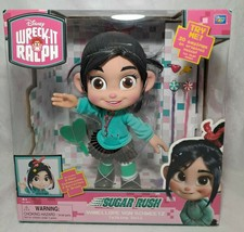 "Disney Wreck It Ralph Vanellope Von Schweetz Talking Doll Figure 10""orig... - $186.99"