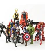 Marvel Avengers Infinity War Super Heroes 15cm Action Figures Toys Kid C... - $7.99+
