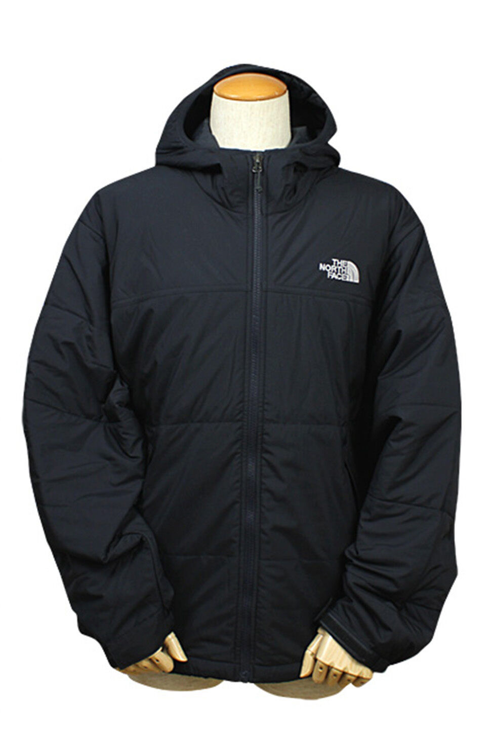THE NORTH FACE NWT MENS TNF BLACK PACKED POWDER JACKET SIZE M MEDIUM $150 7316