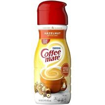 Nestle Coffee Mate Hazelnut Flavor 16 oz ( Pack of 3 ) - $23.75