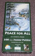 SunsOut Puzzle Peace for All 300pc James Meger - $8.91
